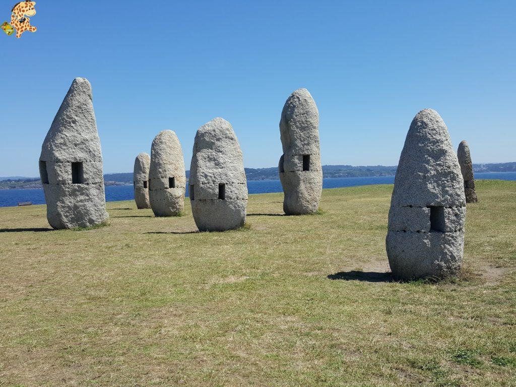 parqueescultoricodelatorredehercules281629 1024x768 - La Torre de Hércules y su Parque Escultórico