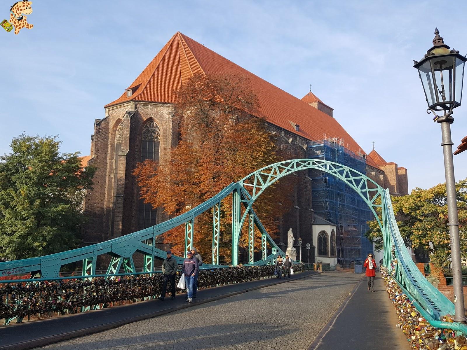 Breslavia o Wroclaw, la ciudad de los enanos