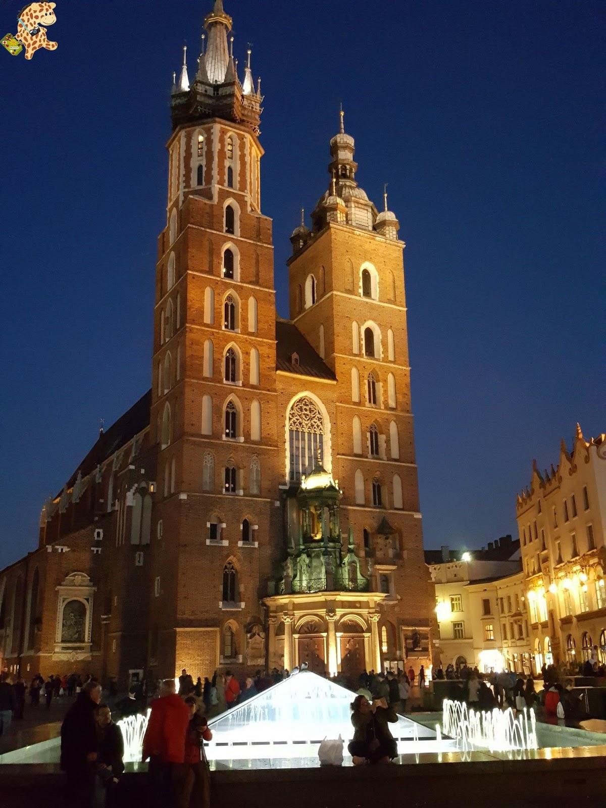Cracovia y las minas de sal de Wieliczka