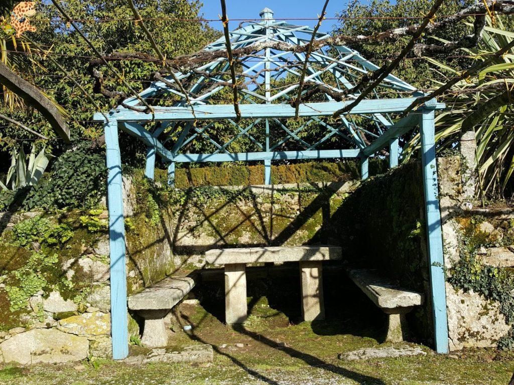 pazodesantacruzderivadulla281029 1024x768 - Pazo de Rivadulla y su magnífico paseo de olivos (Vedra)