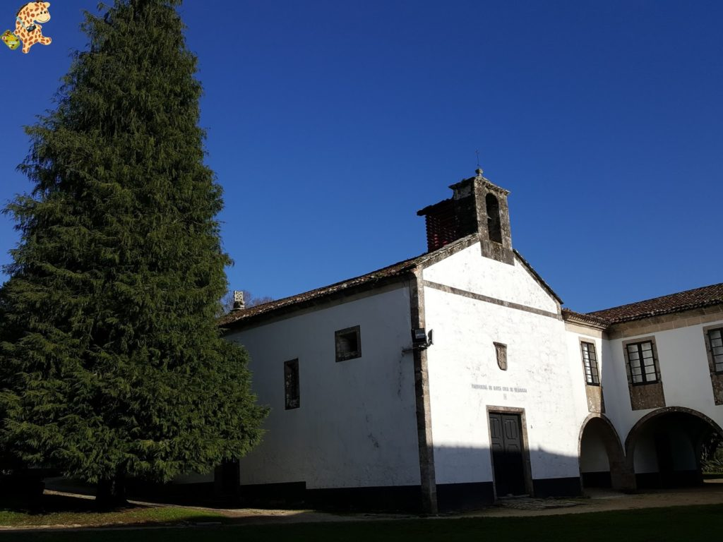 pazodesantacruzderivadulla281329 1024x768 - Pazo de Rivadulla y su magnífico paseo de olivos (Vedra)