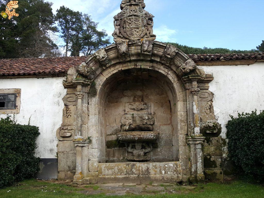 pazodesantacruzderivadulla282529 1024x768 - Pazo de Rivadulla y su magnífico paseo de olivos (Vedra)