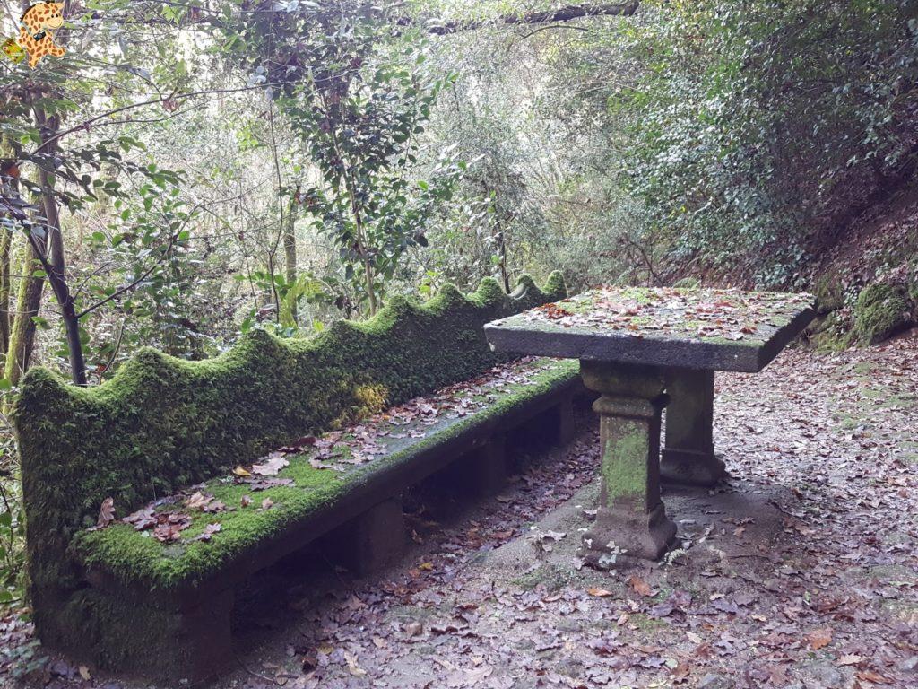 pazodesantacruzderivadulla28429 1024x768 - Pazo de Rivadulla y su magnífico paseo de olivos (Vedra)