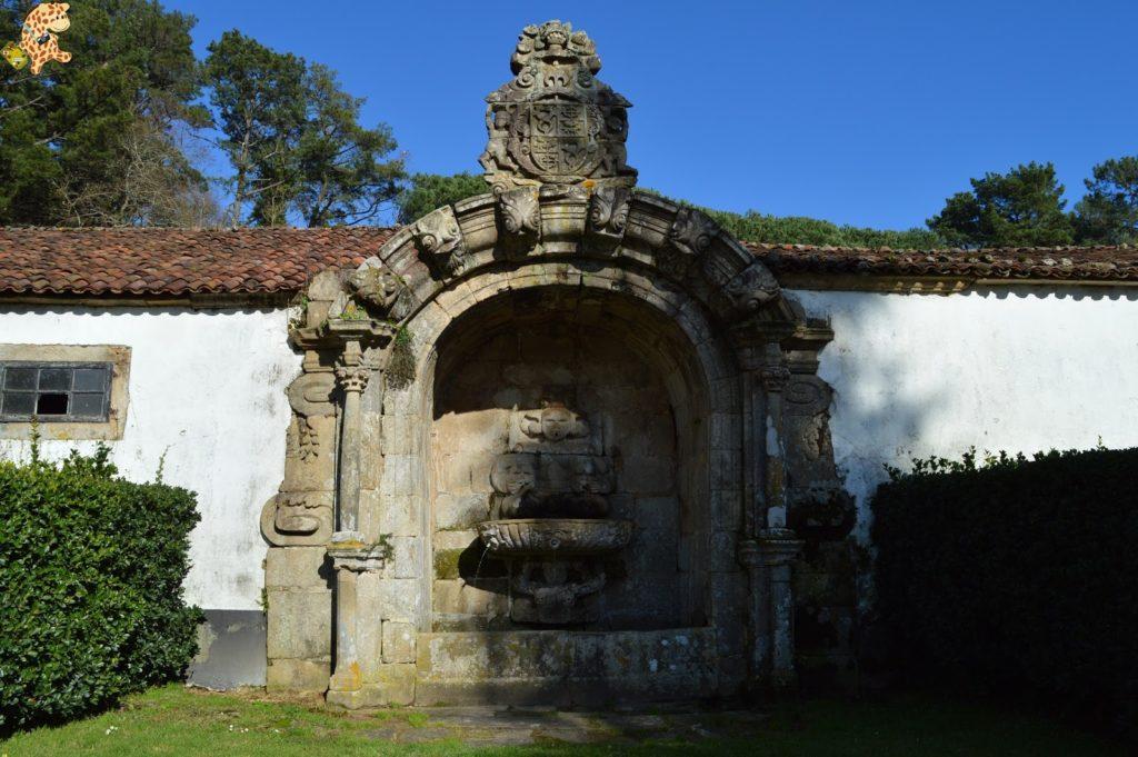 pazodesantacruzderivadulla28829 1024x681 - Pazo de Rivadulla y su magnífico paseo de olivos (Vedra)