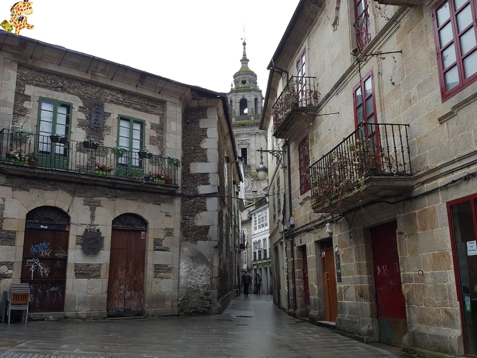 Lugo, la ciudad de la muralla: qué ver y qué hacer