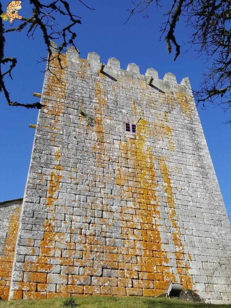 20190324 171740 768x1024 - Melide y alrededores: fervenza de Toques y fortaleza de San Paio de Narla