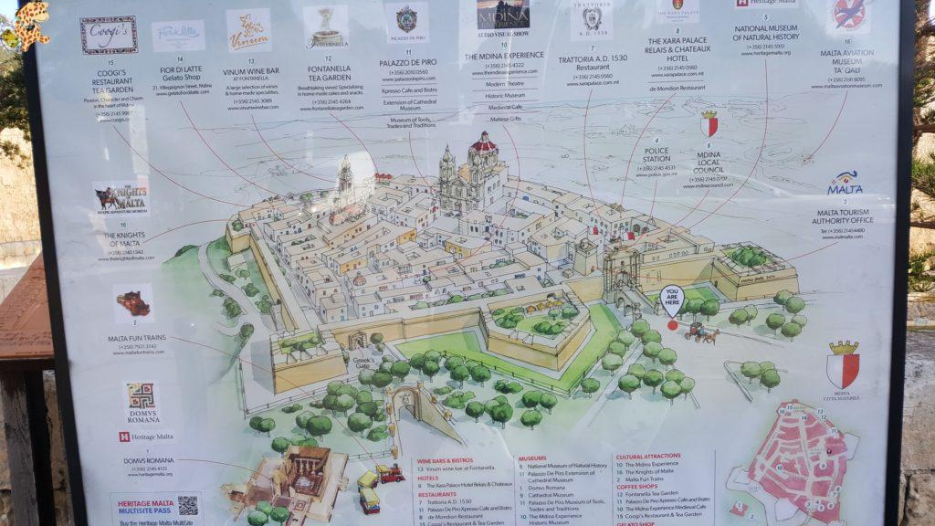 mdina malta 3 1024x576 - Malta en 4 días: Mdina y Gozo