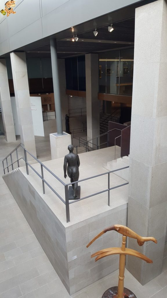 museo bellas artes y casa piscasso coruña 3 576x1024 - Museos de Coruña: Museo de Bellas Artes y Casa Picasso