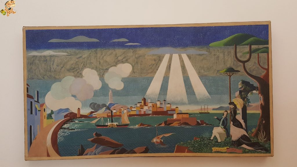 museo bellas artes y casa piscasso coruña 7 1024x576 - Museos de Coruña: Museo de Bellas Artes y Casa Picasso