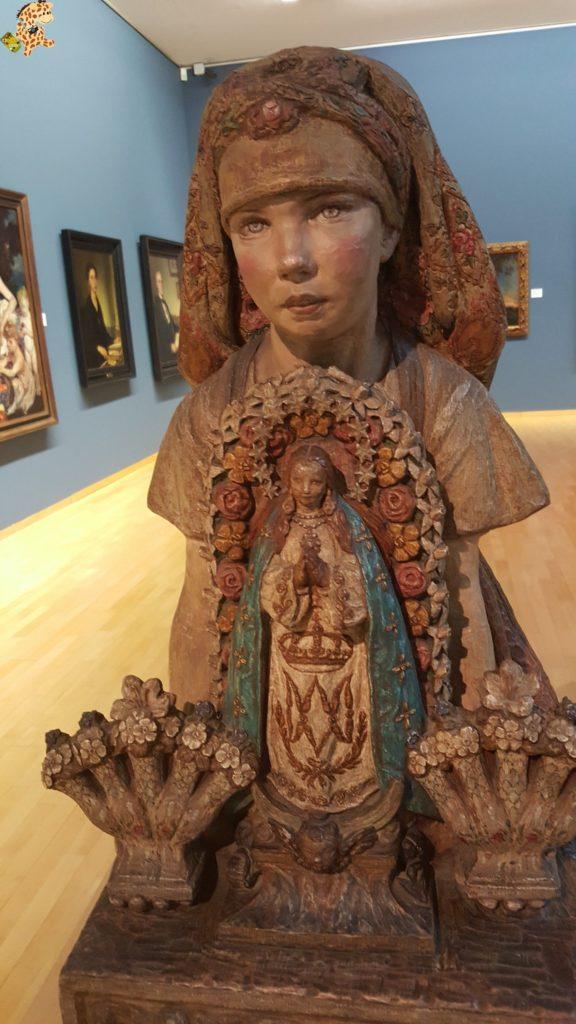 museo bellas artes y casa piscasso coruña 8 576x1024 - Museos de Coruña: Museo de Bellas Artes y Casa Picasso
