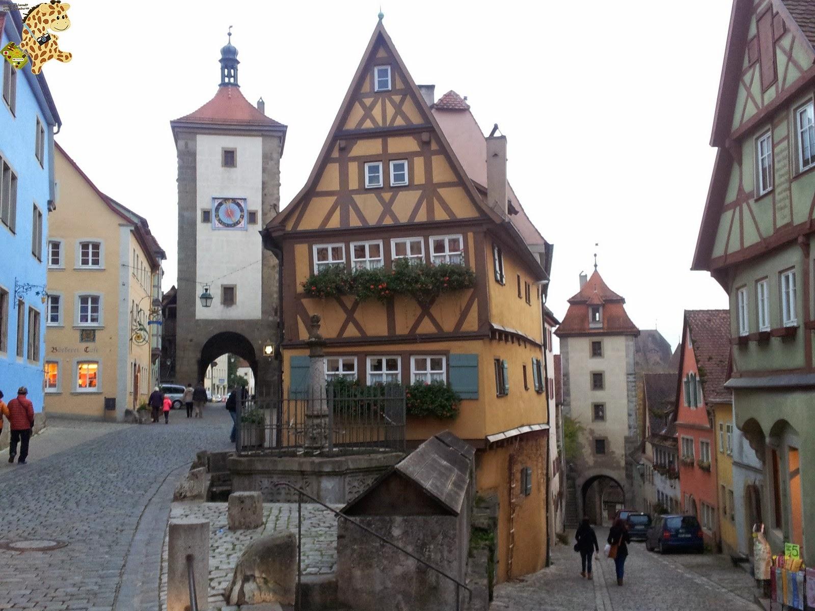 Selva Negra y Baviera en 1 semana: Itinerario y presupuesto