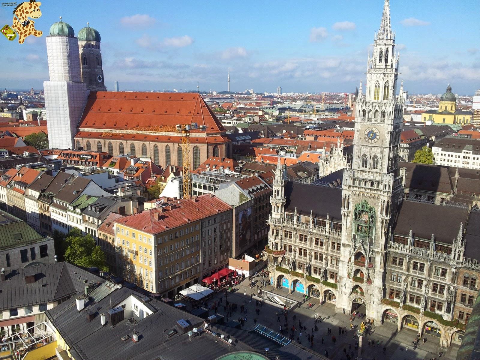 Qué ver en Munich?