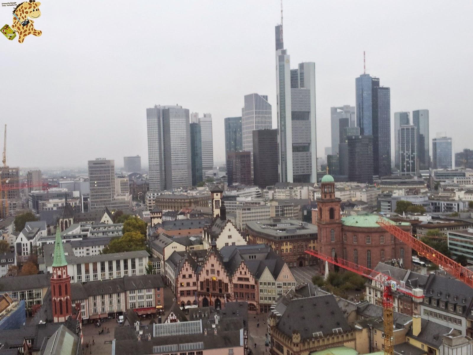 Qué ver en Frankfurt?