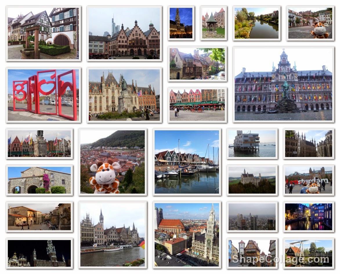 Resumen viajero del 2014