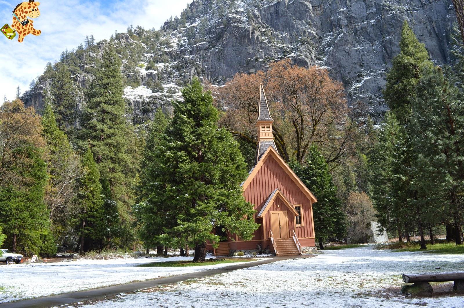 Un día en Yosemite