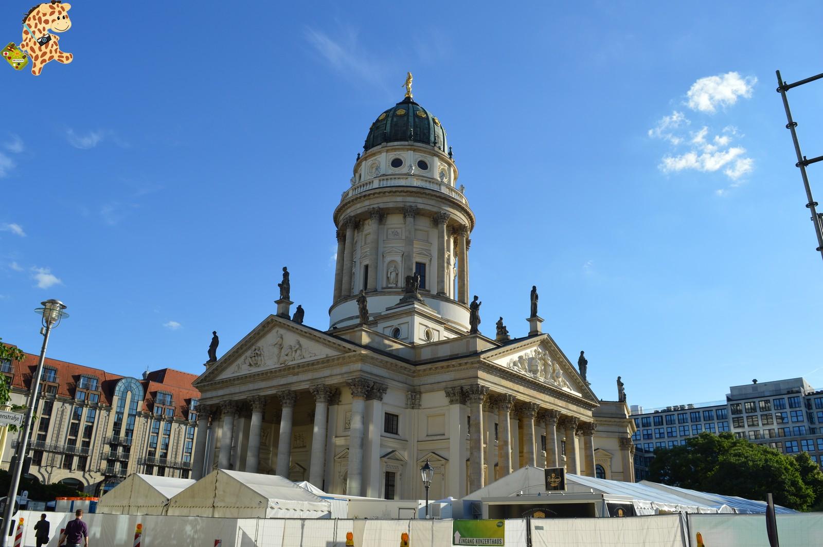 Qué ver en Berlín en 3 días?