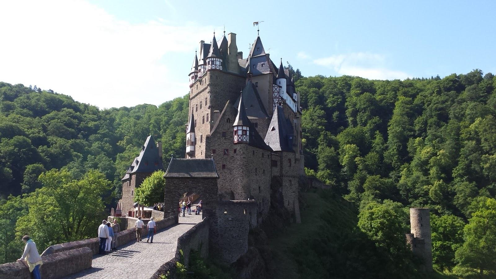 Valles del Rhin  y del Mosela en 2 días