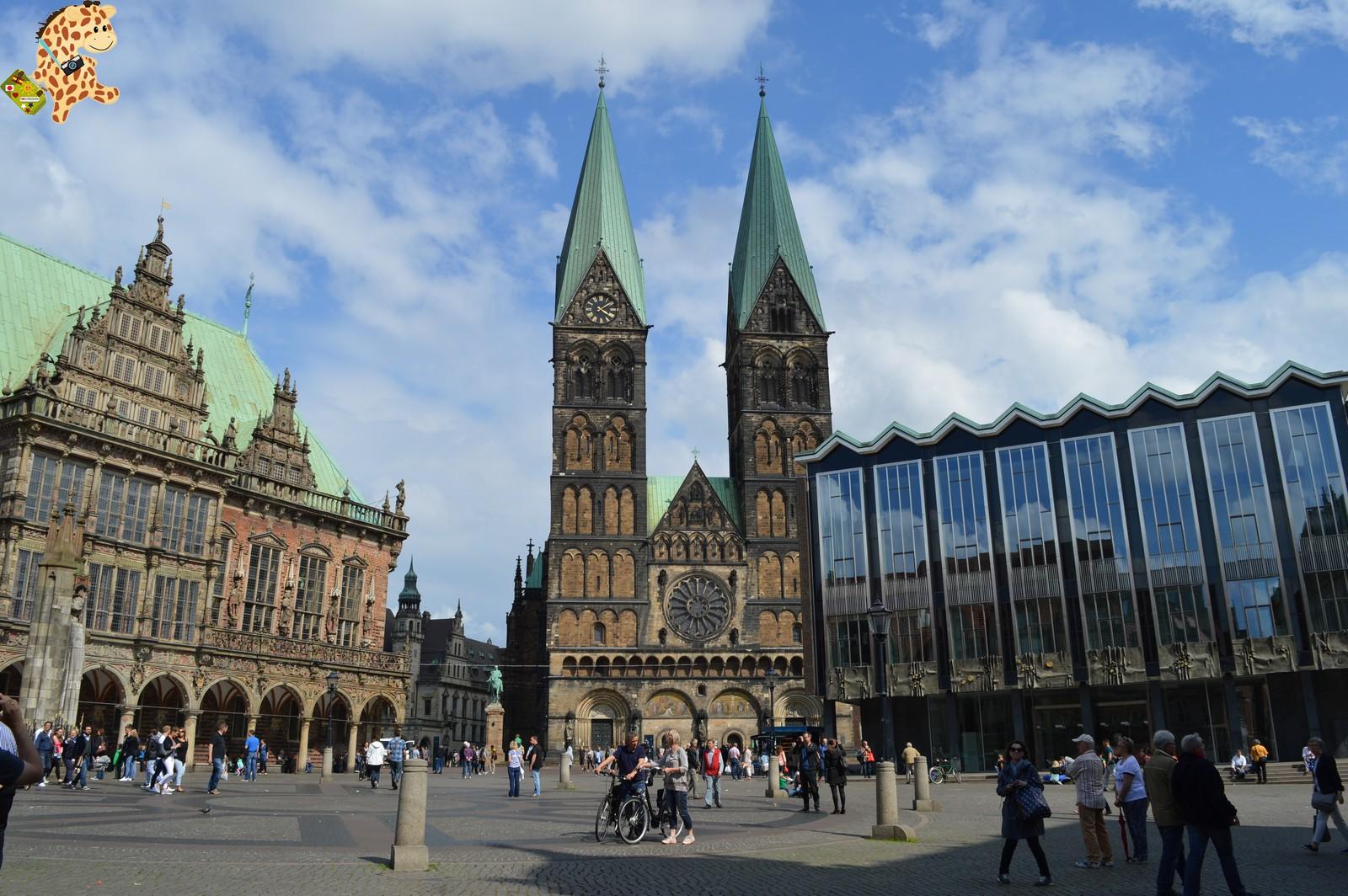 Alemania en 12 días: Qué ver en Bremen?