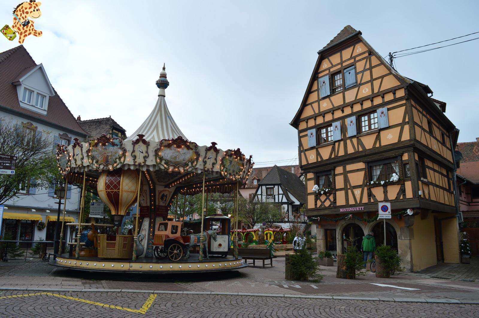 Qué ver en Alsacia (III): Castillo de Haut Koenigsbourg, Barr y Obernai