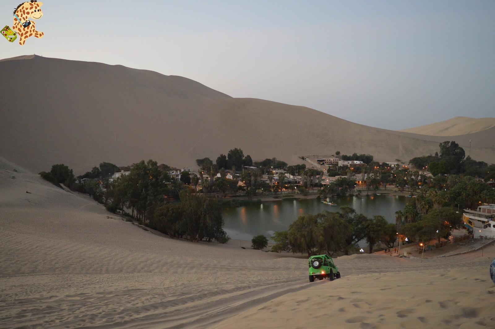 Qué ver en Ica y Huacachina