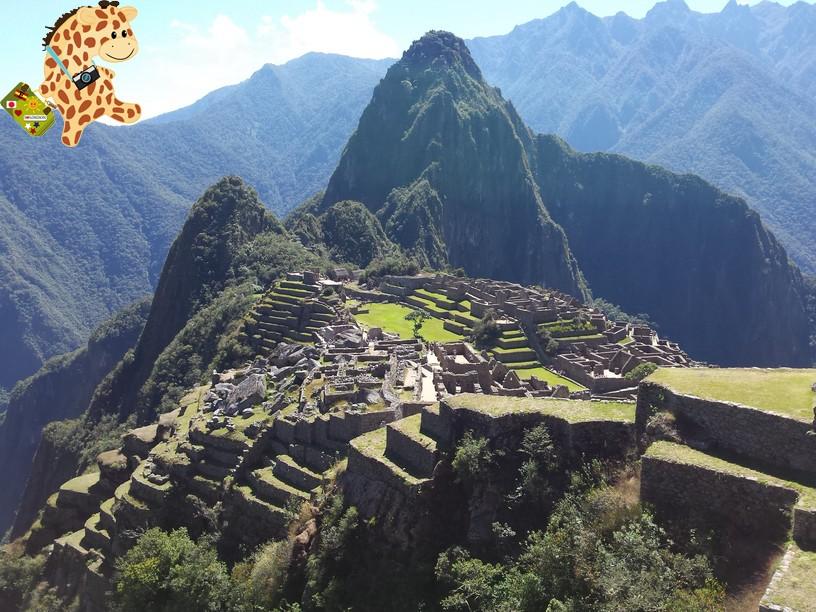 Un día en Machu Picchu