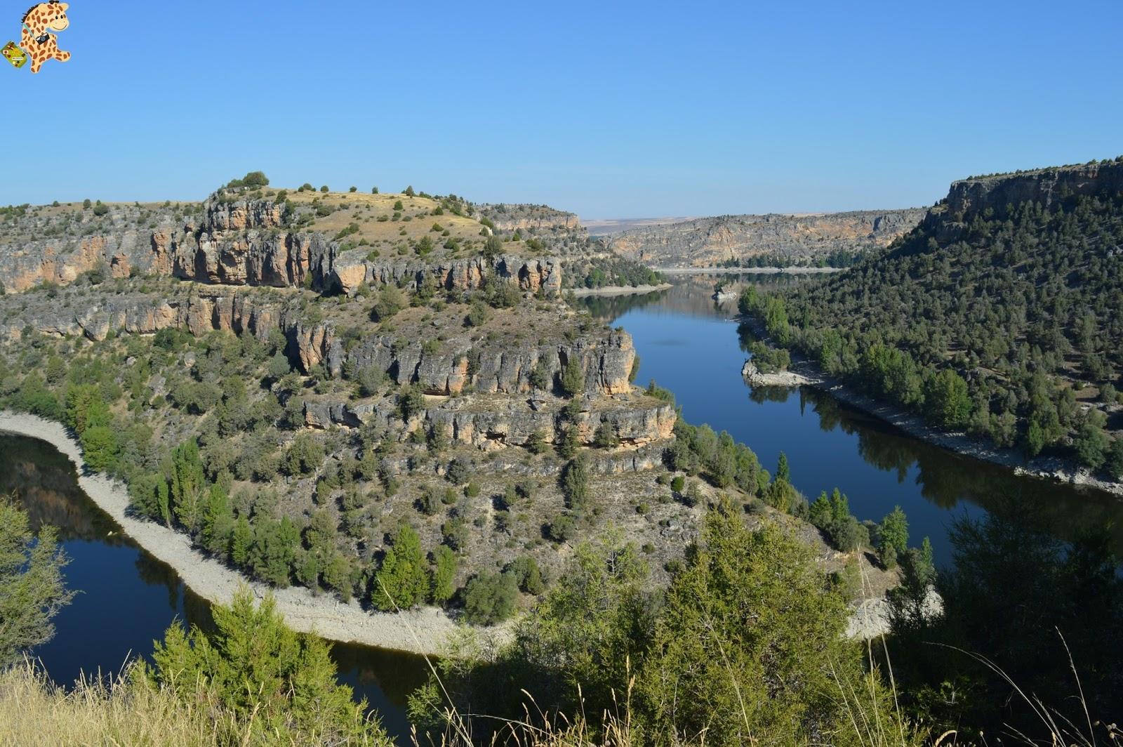 Hoces del Río Duratón y alrededores (Sepúlveda y Pedraza)