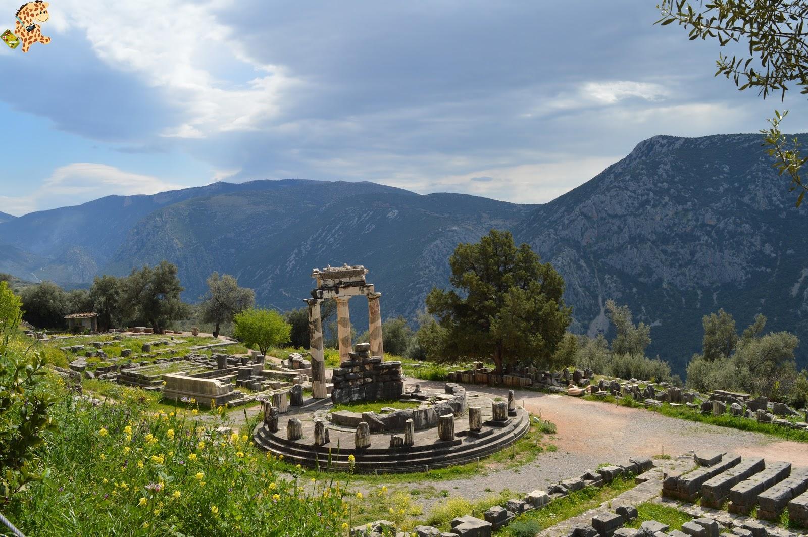 Grecia en 1 semana: Itinerario y presupuesto