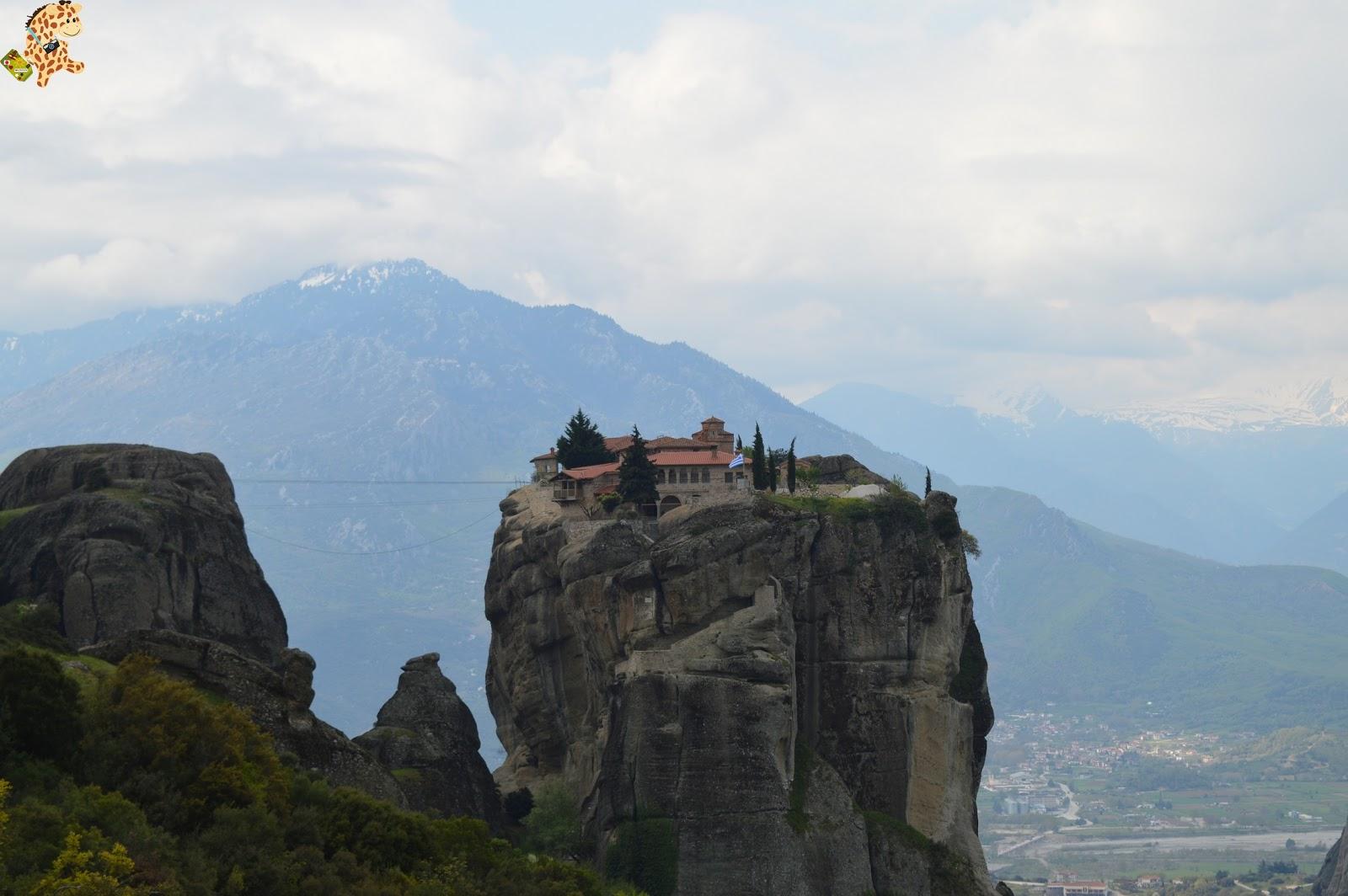 Meteora – Ruta por los Monasterios de Meteora