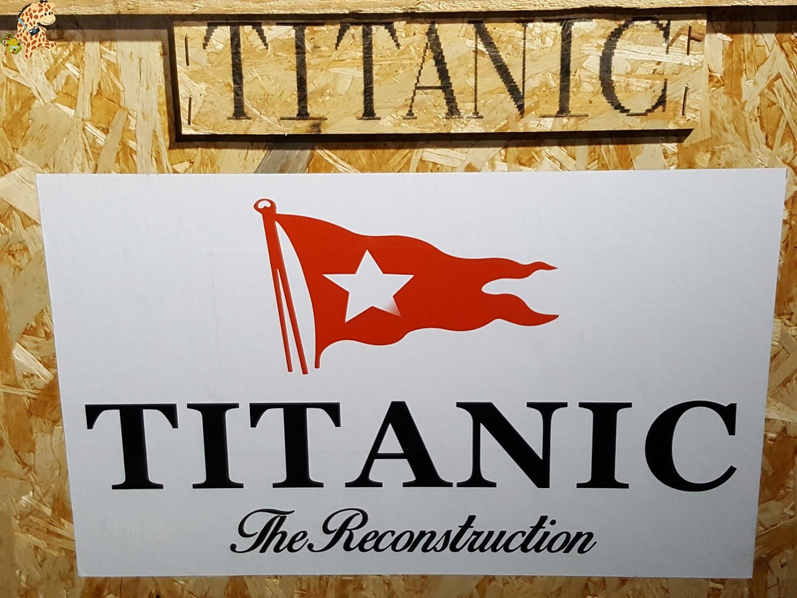 Titanic: The reconstruction (A Coruña)