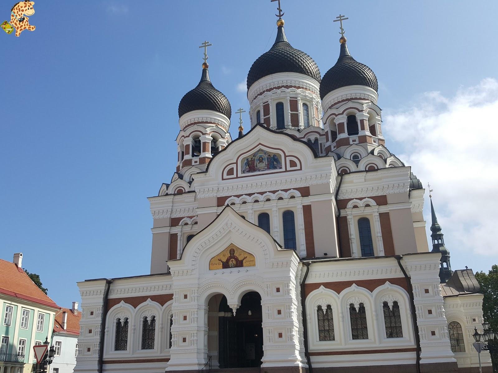 Qué ver en Tallin: Tallin en un día