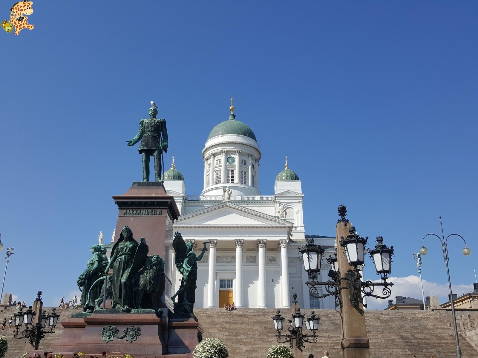 Helsinki en un día (Helsinki desde Tallin)