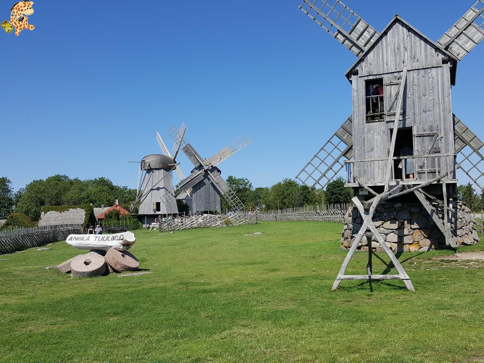 Estonia en 5 días: Saaremaa y Muhu