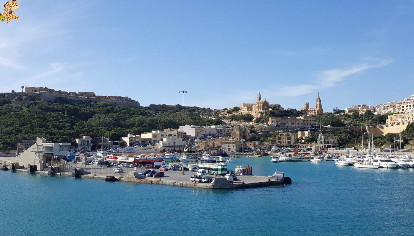 gozo malta 1 1400x800 - Malta en 4 días: Mdina y Gozo