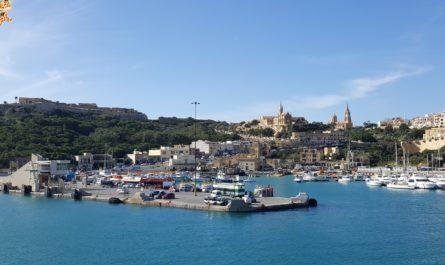 gozo malta 1 445x265 - Malta en 4 días: Mdina y Gozo