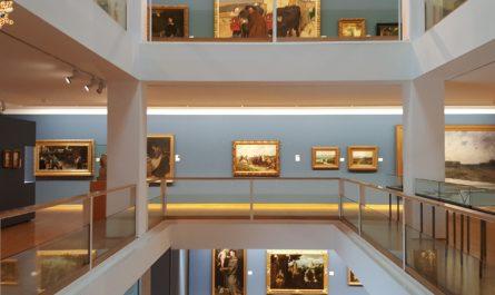 museo bellas artes y casa piscasso coruña 6 445x265 - Museos de Coruña: Museo de Bellas Artes y Casa Picasso