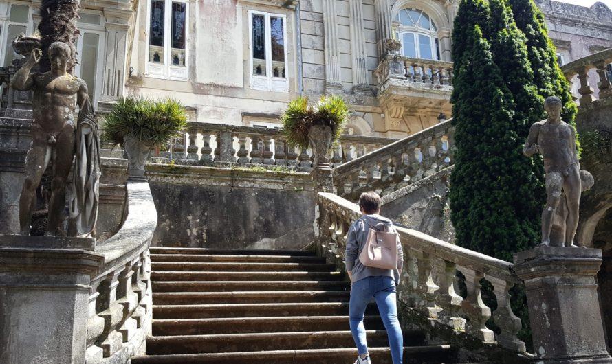 Pazo de Lourizán, Pontevedra, un pazo nada típico