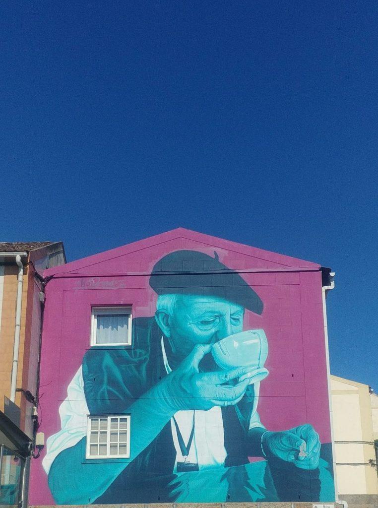 Mon Devane 762x1024 - 5 lugares con arte urbano en Galicia
