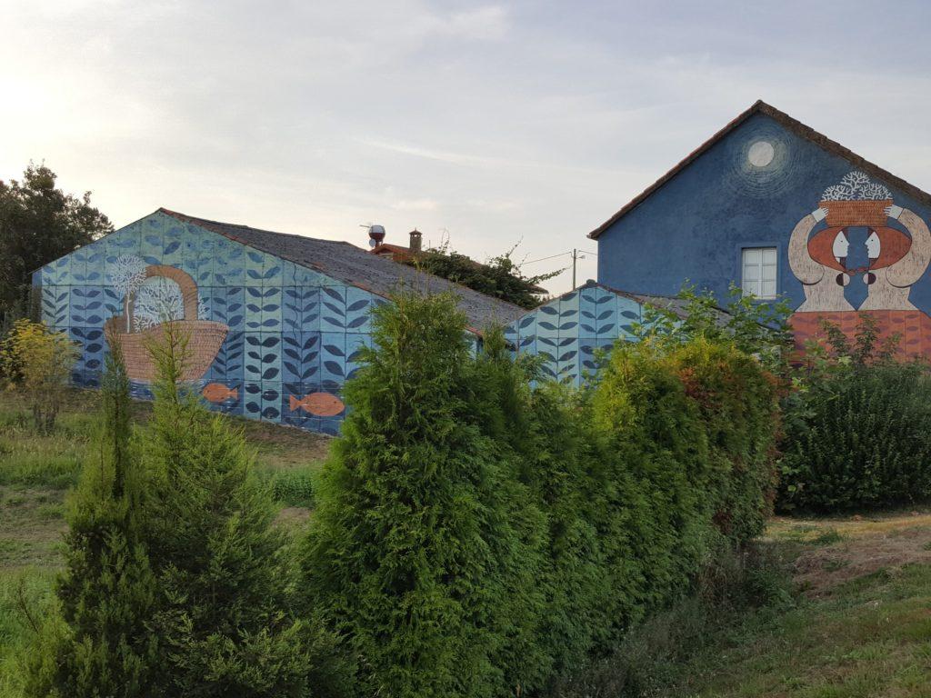 murales ordes 3 1024x768 - 5 lugares con arte urbano en Galicia