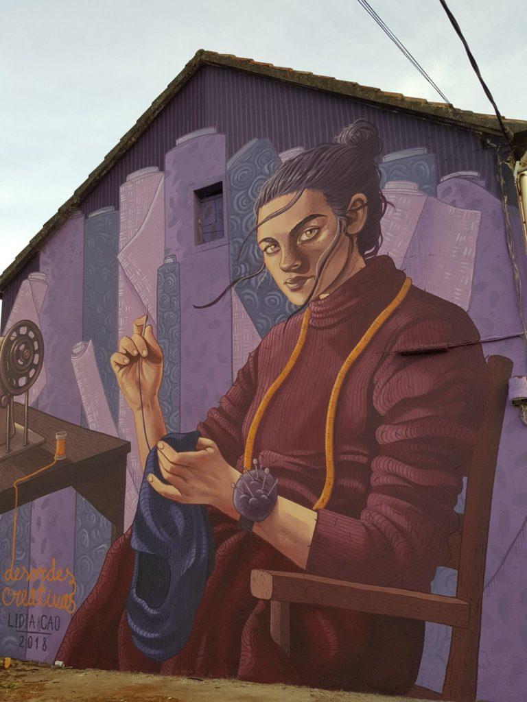 murales ordes 4 768x1024 - 5 lugares con arte urbano en Galicia