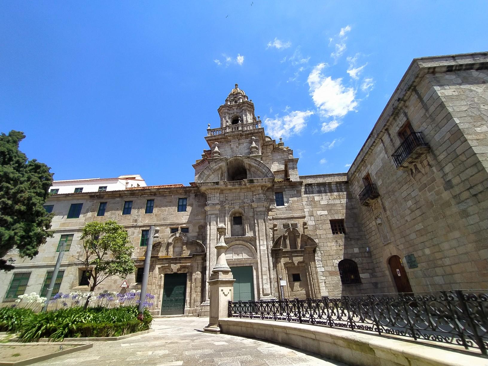 coruna y santa cruz 17 - A Coruña: qué ver