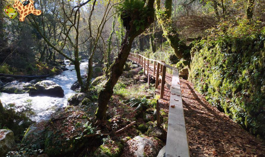Sur de Ourense: senderismo en Pontedeva y Pazos de Arenteiro