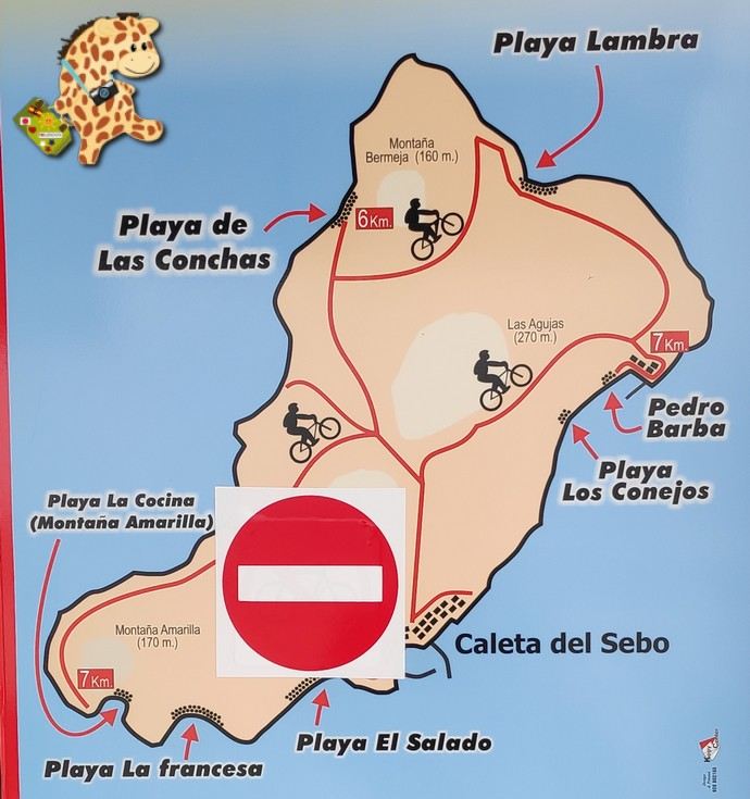 la graciosa 3 - La Graciosa desde Lanzarote