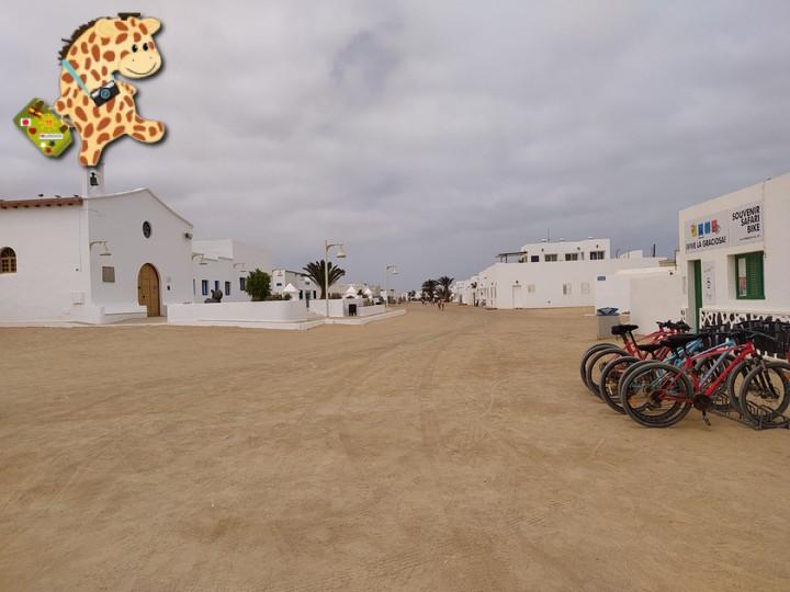 la graciosa 9 - La Graciosa desde Lanzarote