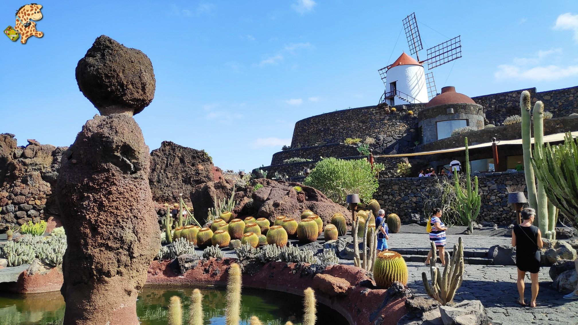 lanzarote 1 - Lanzarote, lo mejor de la isla si no te gusta la playa