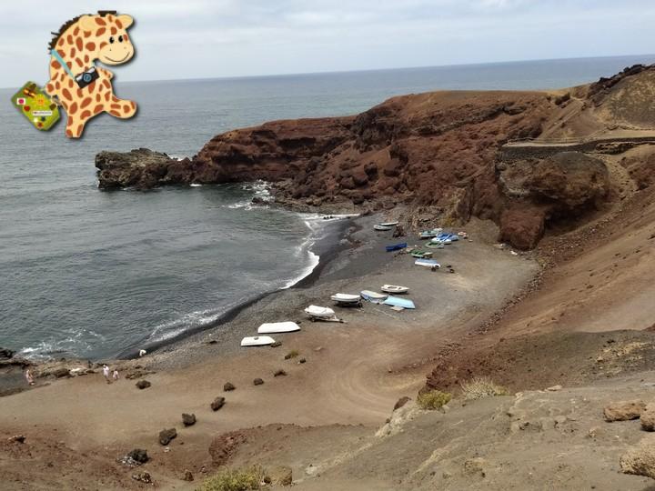lanzarote 9 - Lanzarote, lo mejor de la isla si no te gusta la playa