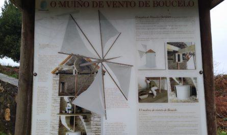 molino mino 2 445x265 - Molinos de viento en Galicia: molino de Boucelo en Miño