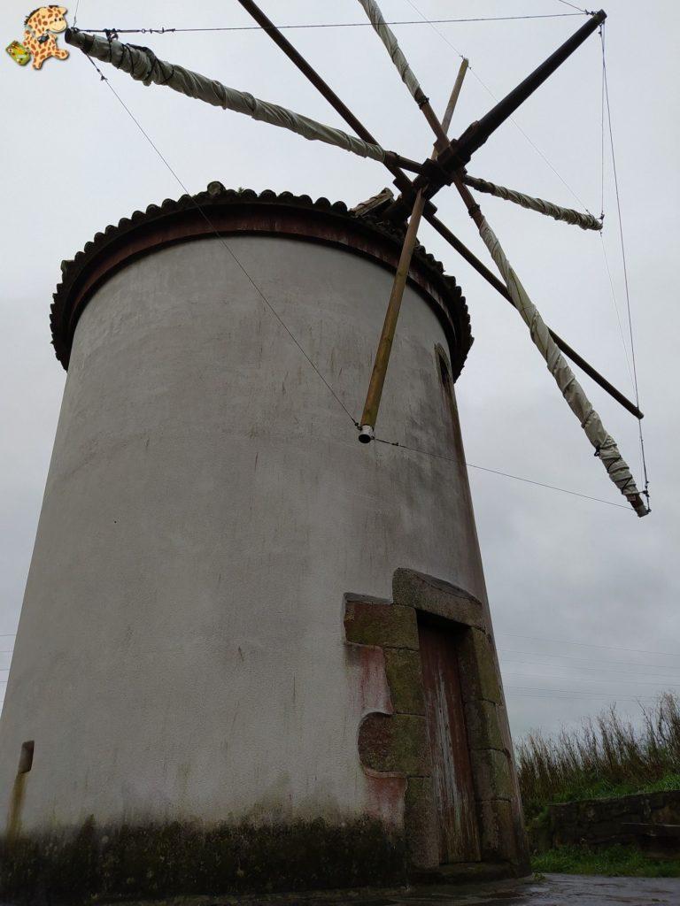 molino mino 4 768x1024 - Molinos de viento en Galicia: molino de Boucelo en Miño