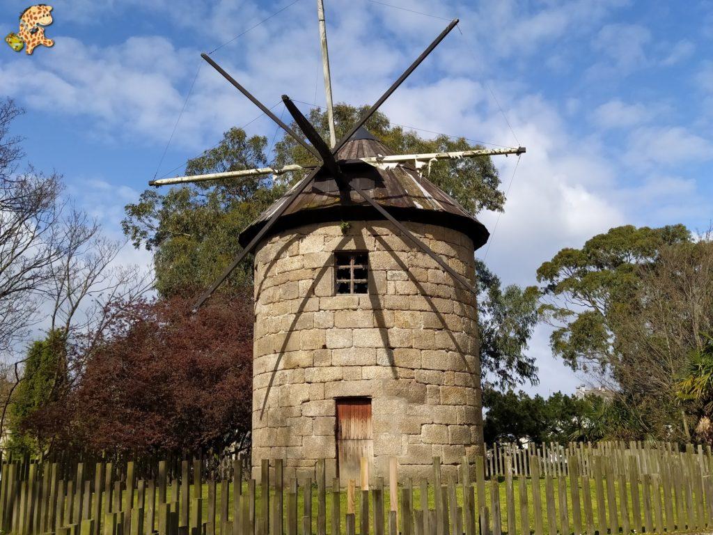 molino santa margarita coruna 1 1024x768 - Molinos de viento en Galicia: molino de Boucelo en Miño