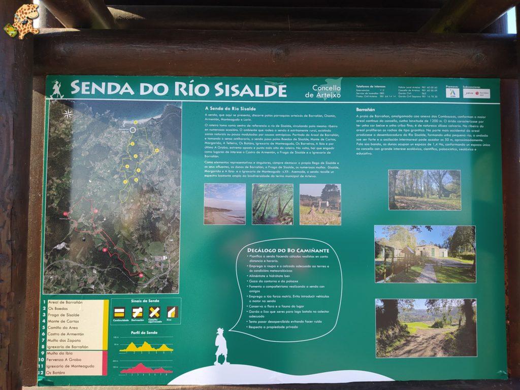 ruta rio sisalde variante amarilla 6 1024x768 - Ruta do Río Sisalde, Arteixo (variante amarilla)