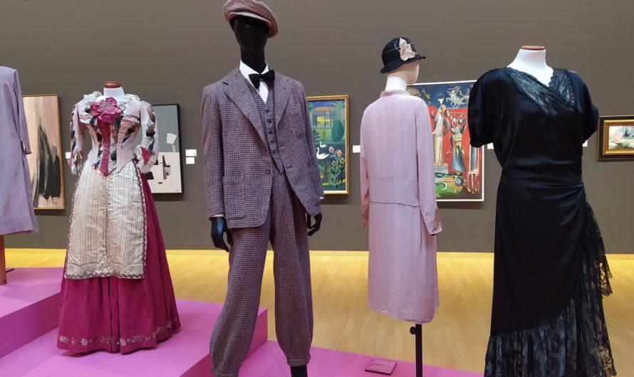 Vestir épocas: 1860-1960, la colección González Moro